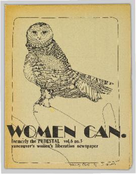 Women Can. Volume VI, Number 3