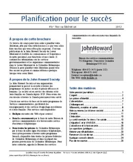 Planning for Success - Release Planning (French) 2013.pdf