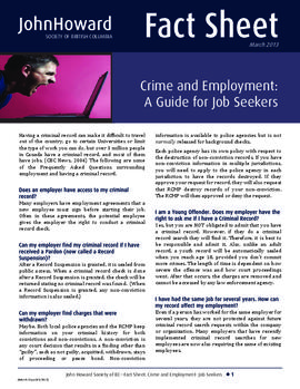 Crime and Employment - A guide for job seekers (2013).pdf