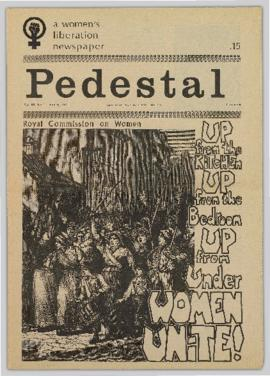 The Pedestal, Volume III, Number 1