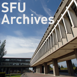 Go to Simon Fraser University Archives and Records Management Department