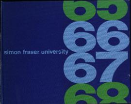 Simon Fraser University Yearbook 1966-67